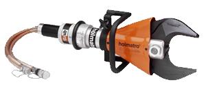 ホルマトロ 移動式油圧カッター