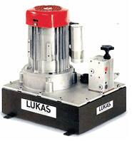 スーパーハンドカッター 油圧パワーユニット